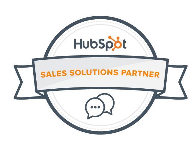 HubSpot Sales_Partner_Badge_Solutions Alkries LLC